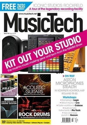MusicTech digital edition