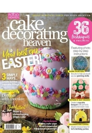 Cake Decorating Heaven single issues
