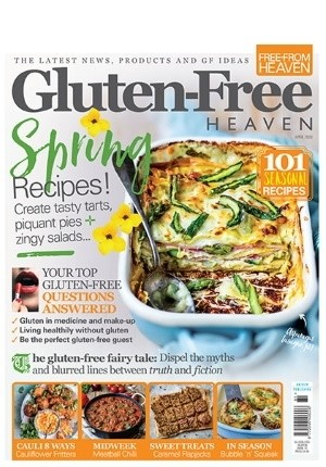 Gluten-Free Heaven single issues