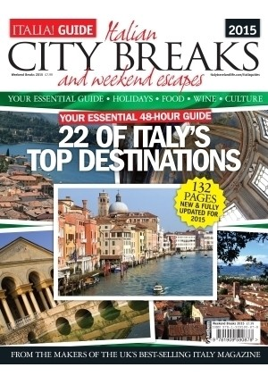 Issue 15: Italian City Breaks & Weekend Escapes 2015