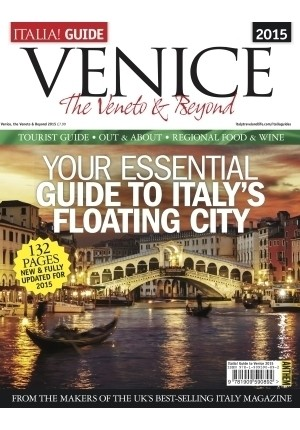 Issue 16: Venice, The Veneto & Beyond 2015