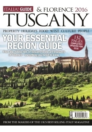 Issue 18: Tuscany & Florence 2016