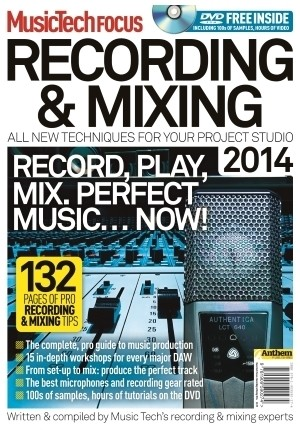 Issue 35: Recording & Mixing 2014