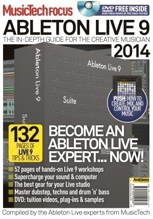 Issue 36: Ableton Live 9 2014