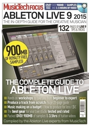 Issue 38: Ableton Live 9 2015