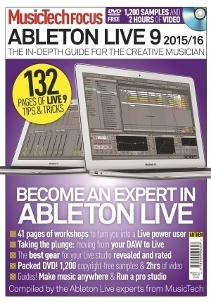 Issue 40: Ableton Live 9 2015/16