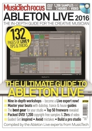 Issue 42: Ableton Live 2016