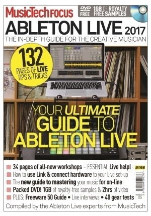 Issue 46: Ableton Live 2017