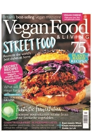 Vegan Food & Living #14 (September 2017)