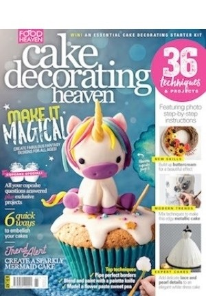 Cake Decorating Heaven #65 (Sep/Oct 2017)