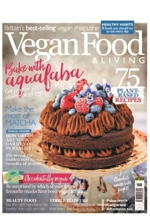 Vegan Food & Living #15 (October 2017)