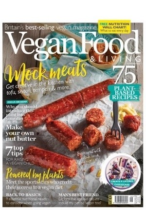 Vegan Food & Living #16 (November 2017)