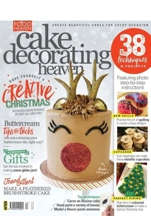 Cake Decorating Heaven #67 (Nov/Dec 2017)