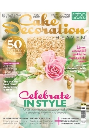 Cake Decorating Heaven #51 (Jul/Aug 2016)