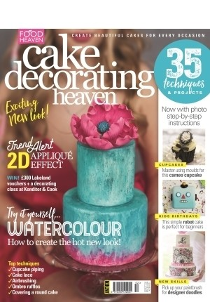 Cake Decorating Heaven #53 (Sep/Oct 2016)