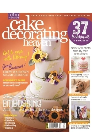 Cake Decorating Heaven #57 (Jan/Feb 2017)
