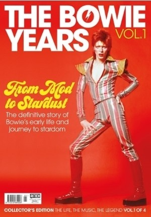 The Bowie Years Vol. 1