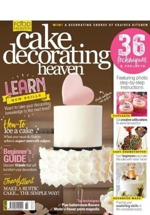 Cake Decorating Heaven #69 (Jan/Feb 2018)