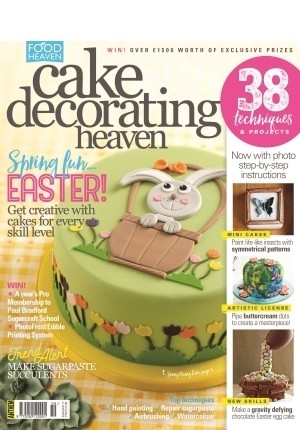 Cake Decorating Heaven #59 (Mar/Apr 2017)