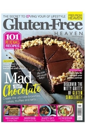 Gluten-Free Heaven #55 (Feb/Mar 2018)