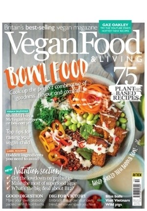 Vegan Food & Living #19 (February 2018)