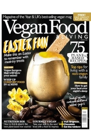 Vegan Food & Living #20 (March 2018)