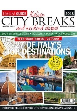 Issue 22: Italian City Breaks & Weekend Escapes 2018