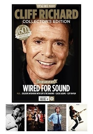 Cliff Richard - Cover 1 Fan Pack
