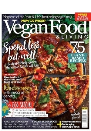 Vegan Food & Living #21 (April 2018)