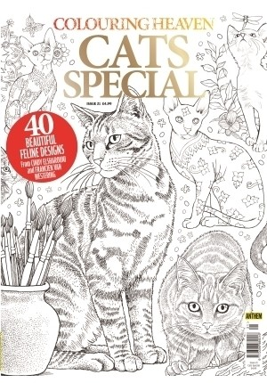 Issue 21: Cats Special