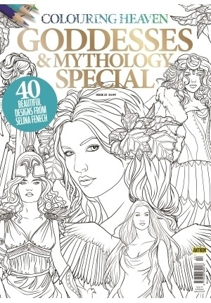 Issue 22: Goddesses & Mythology Special
