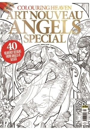 Issue 25: Art Nouveau Angels Special