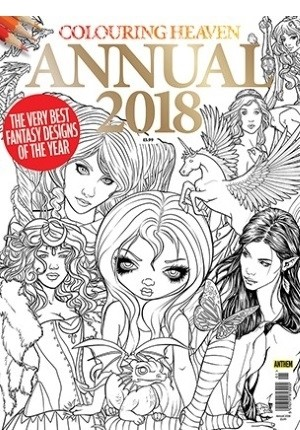 Colouring Heaven Annual 2018