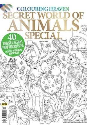 Issue 33: Secret World of Animals Special