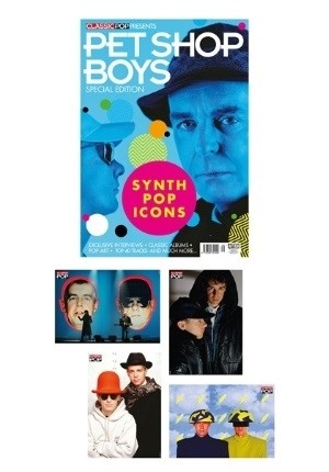 Pet Shop Boys - Cover 1 Fan Pack