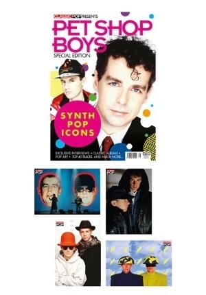 Pet Shop Boys - Cover 2 Fan Pack