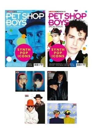 Pet Shop Boys Collector's Bundle