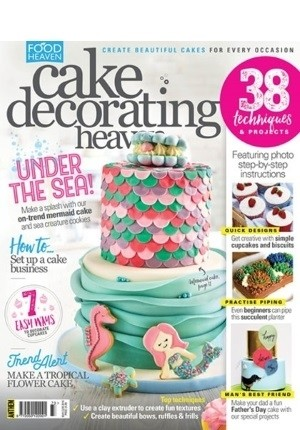 Cake Decorating Heaven #73 (May/Jun 2018)