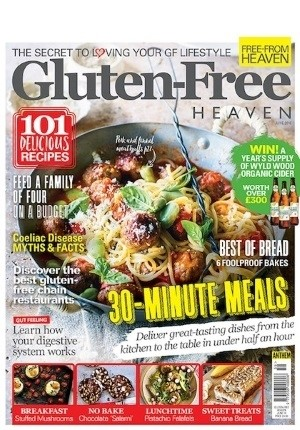 Gluten-Free Heaven #59: (Jun/Jul 2018)