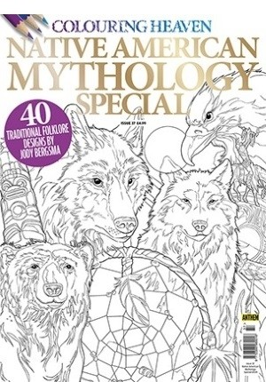 Colouring Heaven Special Editions - Colouring-the-pictures