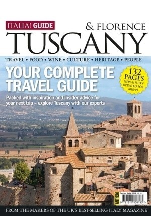 Issue 23: Tuscany & Florence 2018