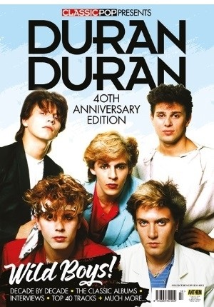 Duran Duran 40th Anniversary Edition - Cover 1