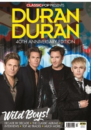 Duran Duran 40th Anniversary Edition - Cover 2