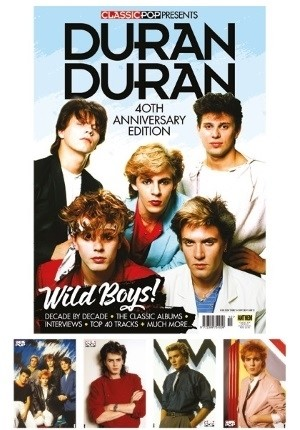 Duran Duran 40th Anniversary Edition - Cover 1 Fan Pack