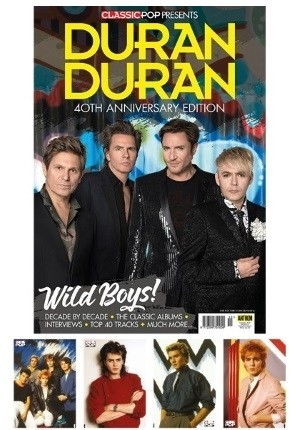 Duran Duran 40th Anniversary Edition - Cover 2 Fan Pack