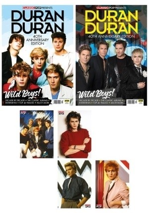 Duran Duran 40th Anniversary Edition Collector's Bundle