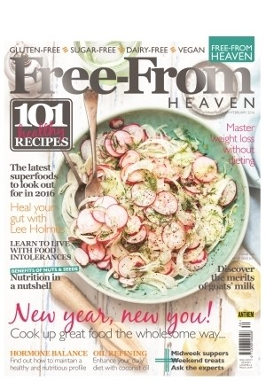 Free-From Heaven #30 (Jan/Feb 2016)