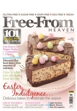Free-From Heaven #32 (Mar/Apr 2016)