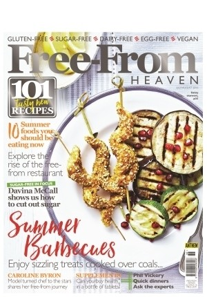 Free-From Heaven #36 (Jul/Aug 2016)