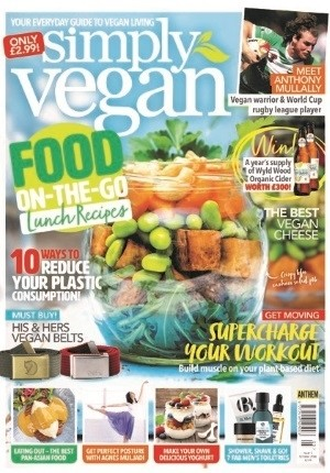 Simply Vegan #5 (October 2018)